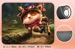 League of Legends Mouse Pad: Teemo