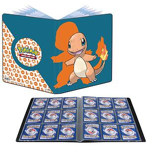 Pokemon 9-Pocket Portfolio: Charmander