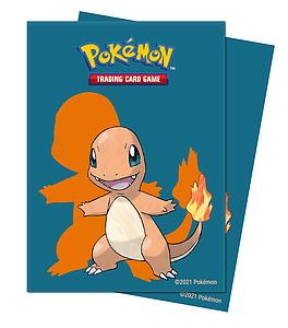 Charmander Standard Card Sleeves (66mm x 91mm)