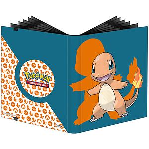 Pokemon 9-Pocket Pro-Binder: Charmander