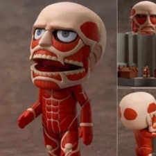 Attack on Titan Playset: Colossal Titan