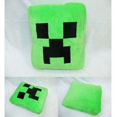 Minecraft Creeper Head Pillow