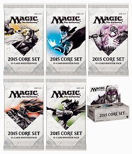 Magic the Gathering: Magic 2015 Core Set - Booster Pack