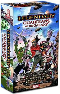 UPPER DECK Marvel Legendary Guardians of the Galaxy