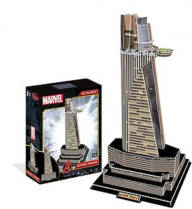 3D Puzzle: Marvel Avengers: Stark Tower