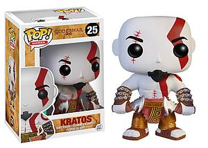 Pop! Games God of War Vinyl Figure Kratos #25 (Vaulted)