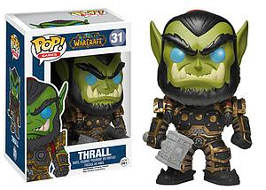 Pop! Games World of Warcraft Vinyl Figure Thrall #31 (Vaulted)