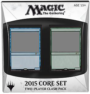 Magic the Gathering: Magic 2015 Core Set - Clash Packs