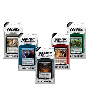 Magic the Gathering: Magic 2015 Core Set - Intro Deck