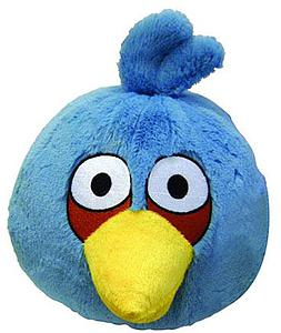 "Plush Toy Angry Birds 5"" Blue Bird"