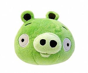 "Plush Toy Angry Birds 5"" Pig"