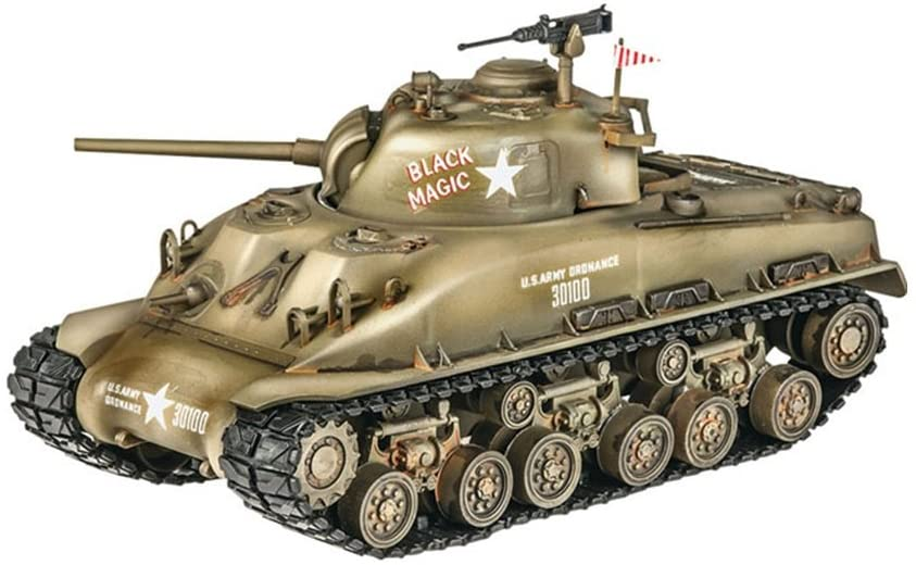 "M4 Sherman Tank ""Black Magic"" (85-7864)"