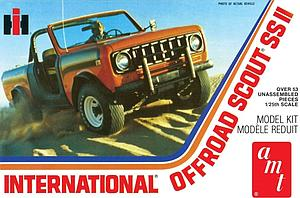 International Offroad Scout SS II (AMT1102)