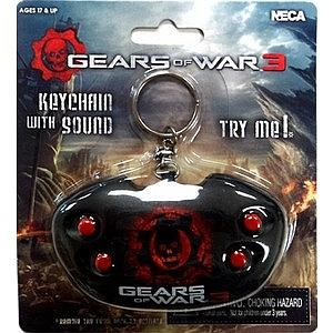 Gears of War 3 Keychain w/ Sounds