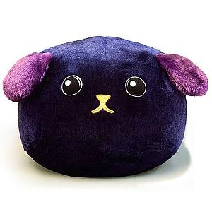 Mameshiba Plush: Black Bean