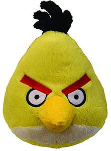 "Plush Toy Angry Birds 5"" Yellow Sound Bird"