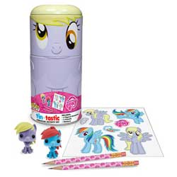 My Little Pony Back to School Tins Derpy