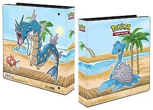 "Pokemon Gallery 2"" Binder: Seaside"