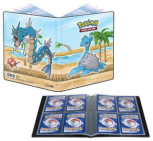 Pokemon Gallery 4-Pocket Portfolio: Seaside