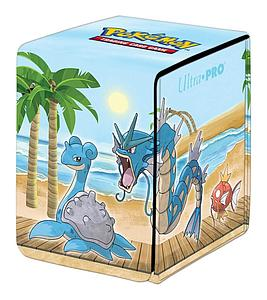 Pokemon Gallery Deck Box: Alcove Flip Seaside