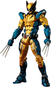 Fighting Armor Wolverine