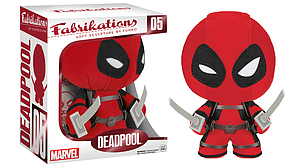 Fabrikations #05 Deadpool (Retired)