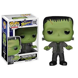 Pop! Movies Universal Monsters Vinyl Figure Frankenstein #112 (Vaulted)