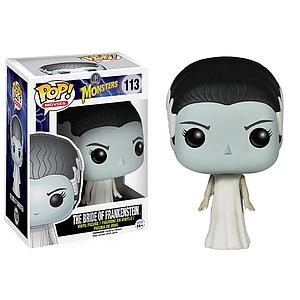 Pop! Movies Universal Monsters Vinyl Figure Bride of Frankenstein #113 (Vaulted)