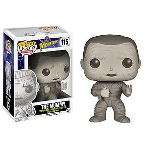 Pop! Movies Universal Monsters Vinyl Figure The Mummy #115 (Vaulted)