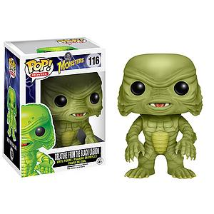 Pop! Movies Universal Monsters Vinyl Figure The Creature From the Black Lagoon #116 (Vaulted)
