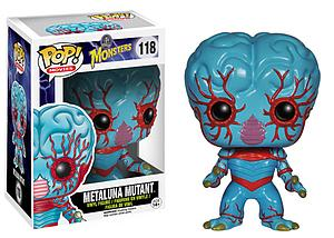 Pop! Movies Universal Monsters Vinyl Figure The Metaluna Mutant #118 (Vaulted)
