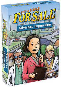 For Sale: Advisors Expansion