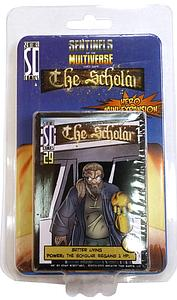 Sentinels of the Multiverse: The Scholar