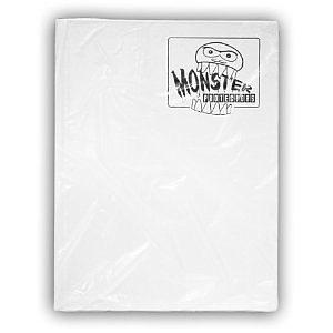 Monster Protectors Premium 9-Pocket: White (Limited Edition)