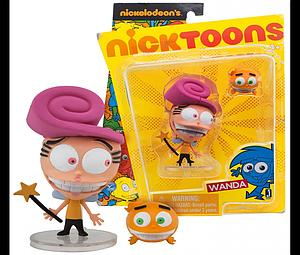 "Nickelodeon Nicktoons Fairly Odd Parents 3"": Wanda"