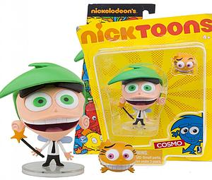 Nickelodeon Nicktoons Fairly Odd Parents 3 Inch: Cosmo