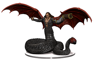 Dungeons & Dragons Icons of the Realms Premium Painted Figure: Archdevil Geryon