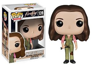 Pop! Television Firefly Vinyl Figure Kaylee Frye #139 (Vaulted)