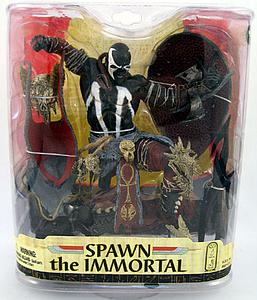 Spawn Series 33 Age of Pharaohs: Spawn the Immortal
