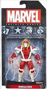"Marvel Universe 3 3/4"" Infinite Series: Omega Red"