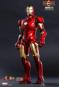 Iron Man Mark III Diecast (MMS256-D07)