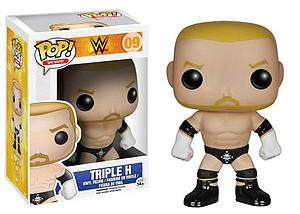 Pop! WWE Vinyl Figure Triple H #09 (Retired)
