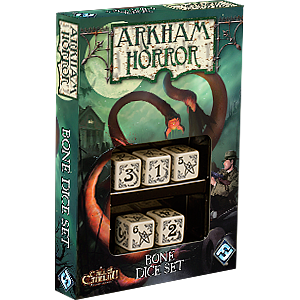 Arkham Horror: Bone Dice Set
