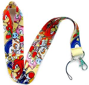 Sonic the Hedgehog Lanyard