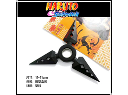 Naruto 3-Point Shuriken