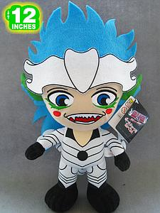 "Plush Toy Bleach 12"" Grimmjow Panter"