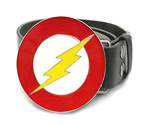 DC Comics Belt The Flash
