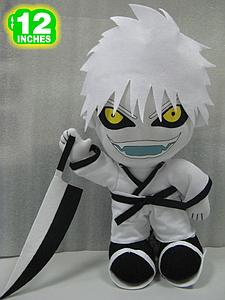 "Plush Toy Bleach 12"" Inner Ichigo"
