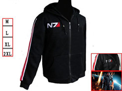 Mass Effect Hoodie (Extra Extra Large)
