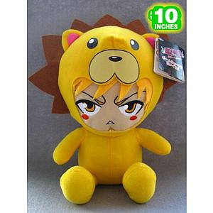 "Plush Toy Bleach 12"" Kon Suit Ichigo"